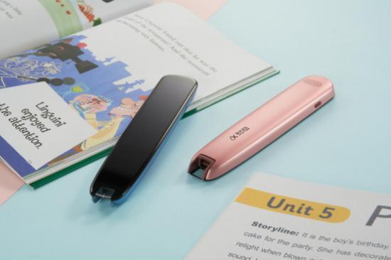 讯飞翻译笔S10轻轻一扫,扫除英语学习障碍