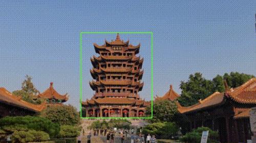 腾讯QQ影像中心研发landmark AR地标技术,助力地标打卡新姿势