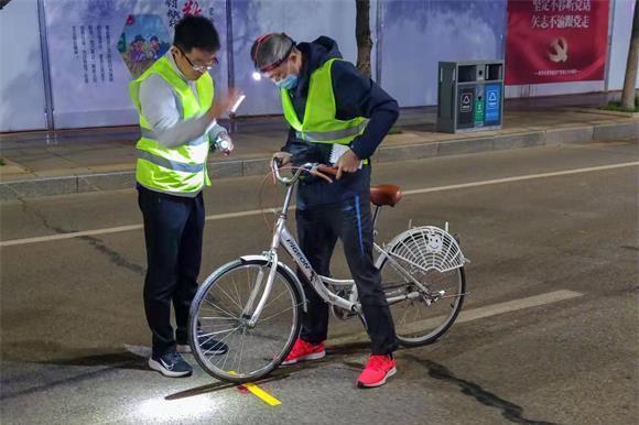 2021南昌马拉松赛道丈量完成