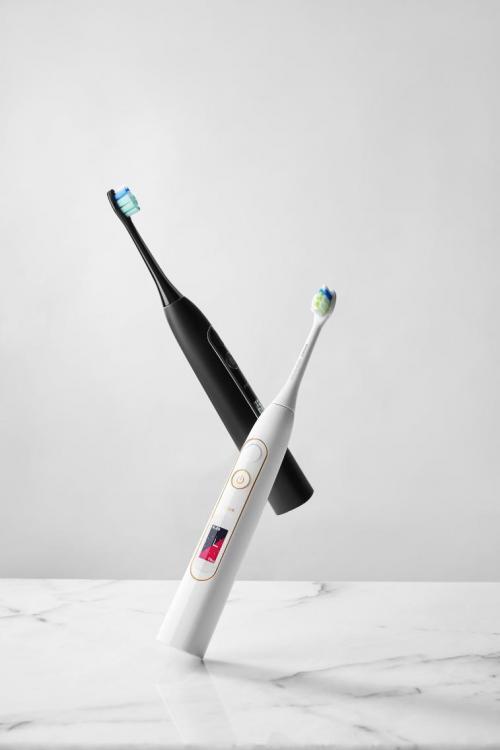 一晤未来evowera自适应声波电动牙刷,强势守护口腔健康