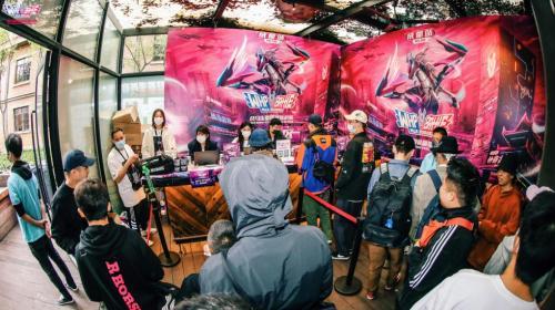 WHP战马街舞能量挑战赛城市赛收官 三位成都站冠军将齐聚总决赛