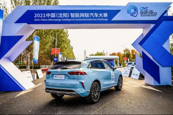 再获殊荣! 魏牌摩卡勇夺2021中国智能网联汽车大赛金奖