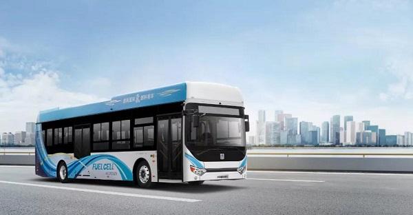 工信部发布第348批新车公告 吉利星际首款氢燃料城间客车实力登榜!!