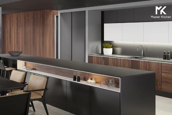 智慧与有序相融,Master Kitchen缔造意式美学厨间