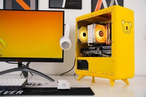 新装电脑机箱选择困难?金河田萌兜让你有不一样的选择