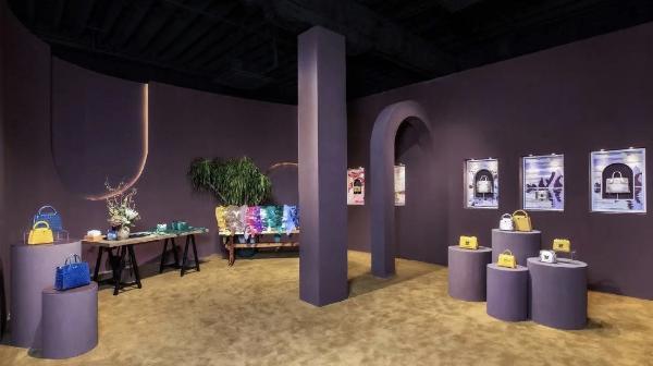 新时代女性艺术家陈晨宝蕴带您揭开2021 Louis Vuitton珍稀皮革展的神秘面纱