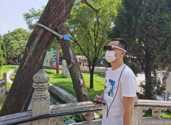 Rokid AR眼镜爆火三孔景区,沉浸式体验重塑文化认知