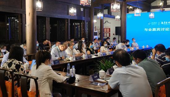 乌镇咖荟   党管数据:中国特色数据治理之道
