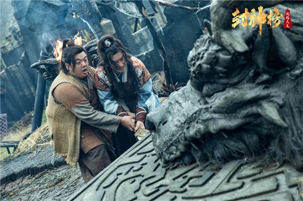 电影《封神榜:托塔天王》定档10月17日 陈浩民大战千年龙妖