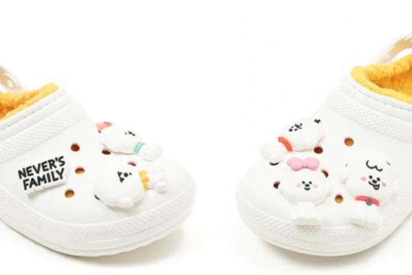 Crocs 携手NEVER'S FAMILY奈娃家族推出联名萌宠暖棉克骆格