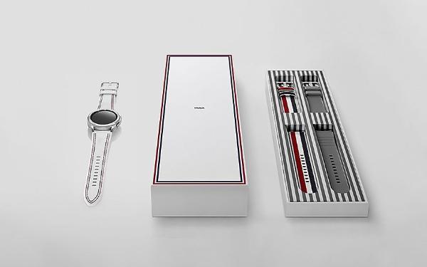 即将开售!三星Galaxy Watch4 Classic Thom Browne限量版玩转轻奢格调