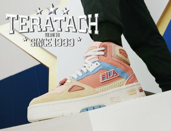 FILA FUSION TERATACH篮网鞋全新配色正式发布