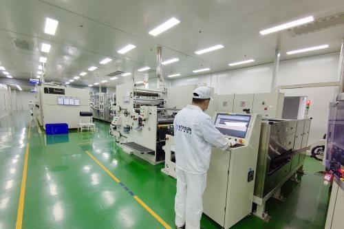 安全储能 芯选海辰,厦门海辰新能源正式投产