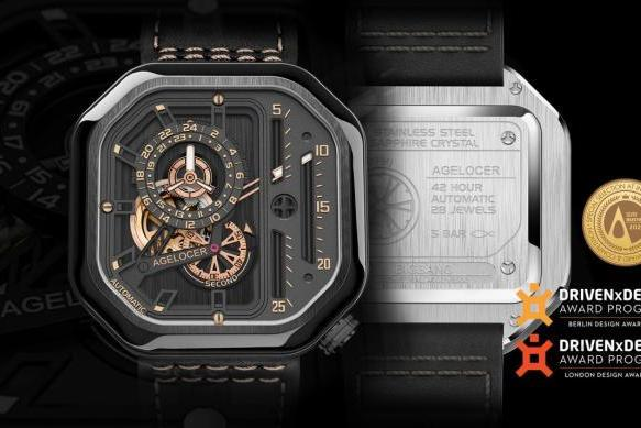 艾戈勒AGELOCER,致力创制符合年轻人品味的机械腕表品牌