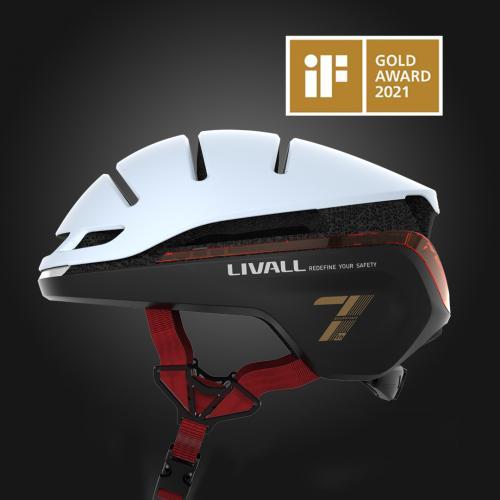 LIVALL EVO21智能安全骑行头盔火爆来袭,为智能生活添砖加瓦