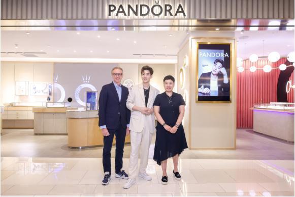 #链上星光 实现星愿# Pandora潘多拉品牌大使Henry刘宪华邀你共赴星愿探索