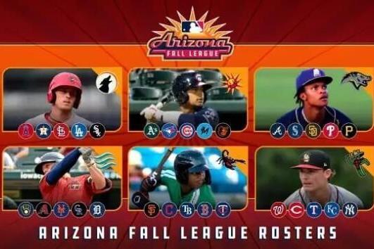 中国棒球小将首次出战MLB亚利桑那秋季联盟