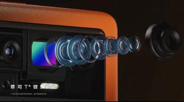 全系T*镀膜认证镜头,vivo X70系列一键get纯净夜景