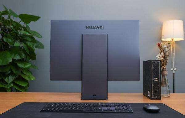 华为发布首款一体机MateStation X 带来高端智慧办公体验