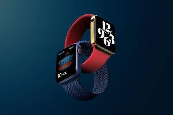 Apple Watch S7曝光:改用全新設計外觀