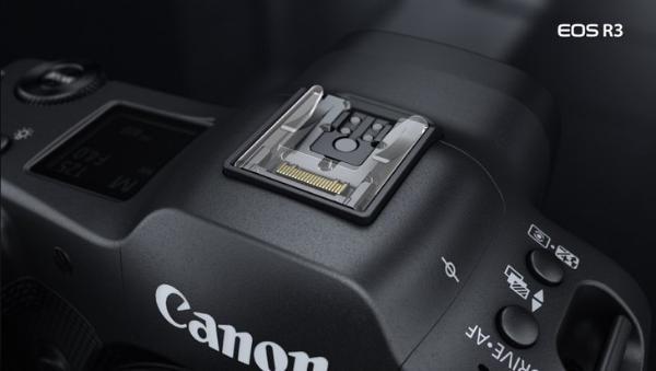 眼动心动感动 佳能发布全画幅专微相机EOS R3
