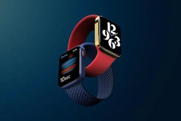 苹果Apple Watch S7仍有望在本月发布,但上市日期有可能推迟