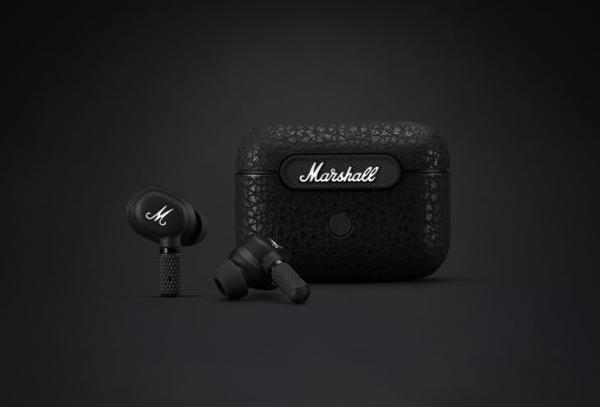 MARSHALL发布旗舰产品MOTIF A.N.C.和入门级MINOR III两款真无线耳机