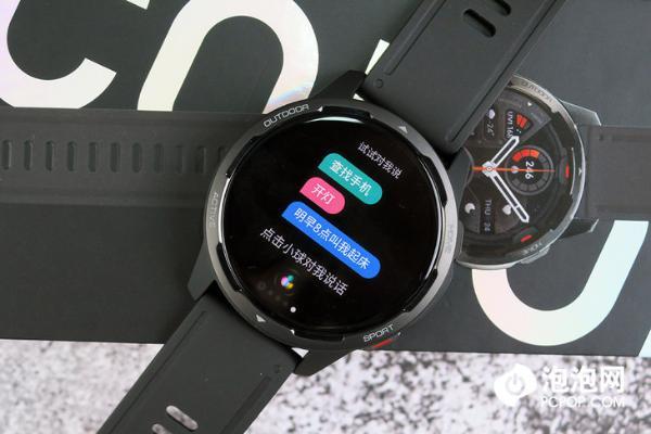 潮流外观,支持117种运动模式 Xiaomi Watch Color 2评测