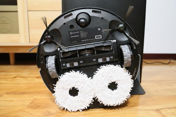 科沃斯扫拖机器人地宝X1 OMNI正式推出,首销更有优惠享受