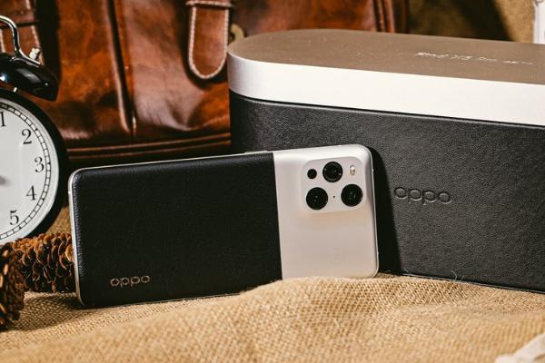 OPPO Find X3 Pro摄影师版,还原复古相机质感