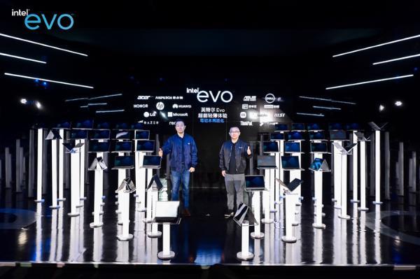 引领高性能轻薄本发展 英特尔Evo将不断进化