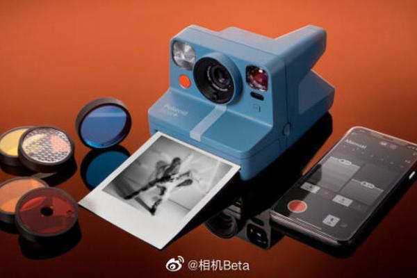 宝丽来发布全新Polaroid Now+ 拍立得相机