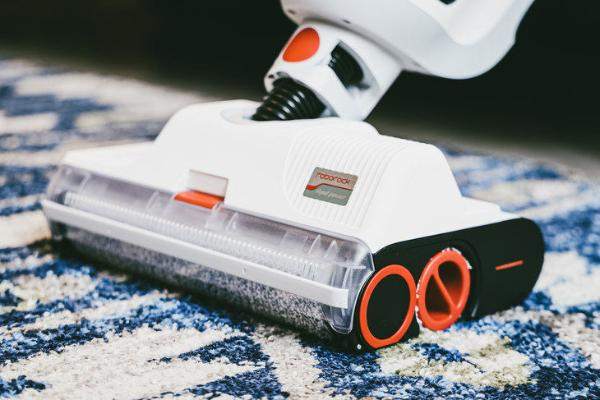 提升生活幸福感 石头智能双刷洗地机U10扫拖一起搞定