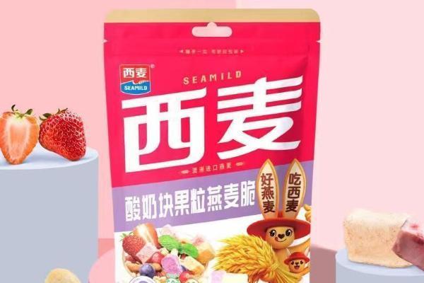新老品牌激战冷食燕麦市场
