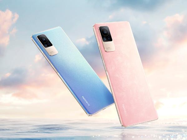 小米全新系列新机Xiaomi Civi今早10点全渠道开售