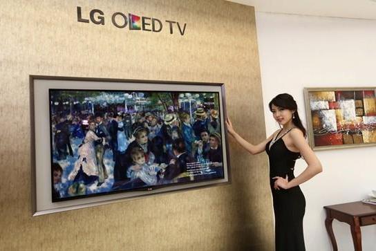 OLED电视掘金日本市场,LG成最大的大赢家