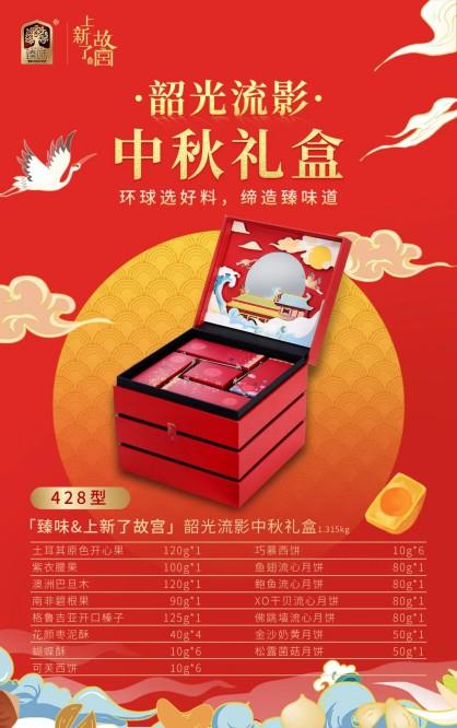 臻味联合《上新了·故宫》惊艳推出「韶光流影・2021 联名礼盒」