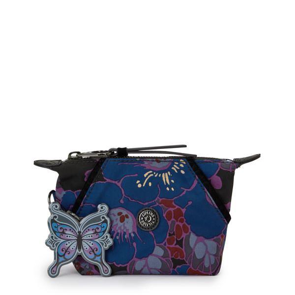 Kipling x ANNA SUI联名太梦幻!蝶舞翩翩绝美印花,除了包包连行李箱都想收藏!