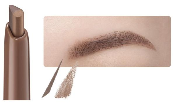 艾杜纱法式秋妆魅力法则:利落原生立体眉+暖调橘金裸色眼+时髦烤奶色唇,秀出你的时尚态度 !