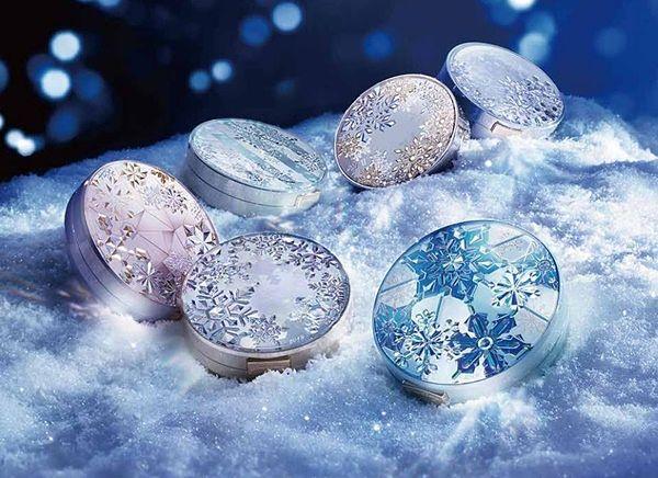 最强养肤蜜粉「Snow Beauty 雪花香氛魔法盒」白天清透补妆+夜晚美白保养,妆感更升级