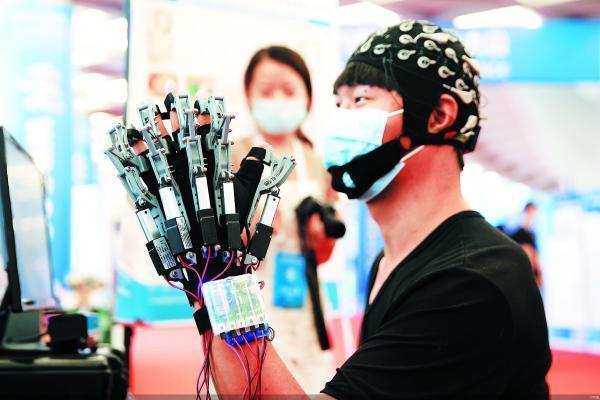 """世界机器人大会:为""""刚需""""而来"""