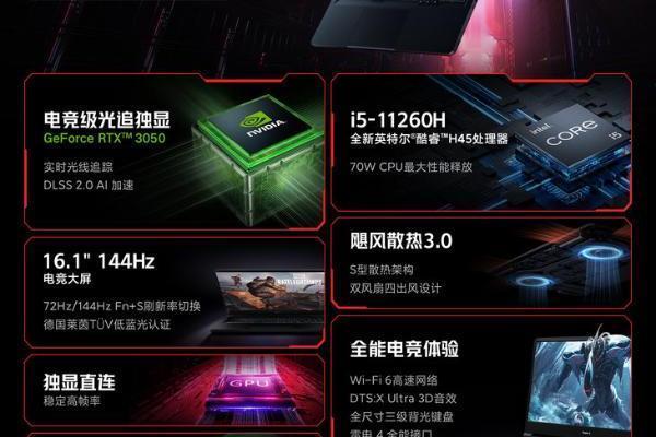 Redmi G 2021游戏本发布:全系RTX显卡 5699元起
