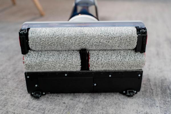 3499元!石头洗地机U10开售:智能双刷+拖布自清洁 省心又省力