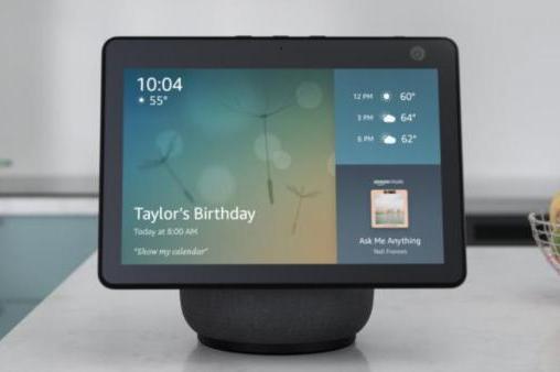 亚马逊带有显示屏的Echo智能音箱来了,百度会怕吗?