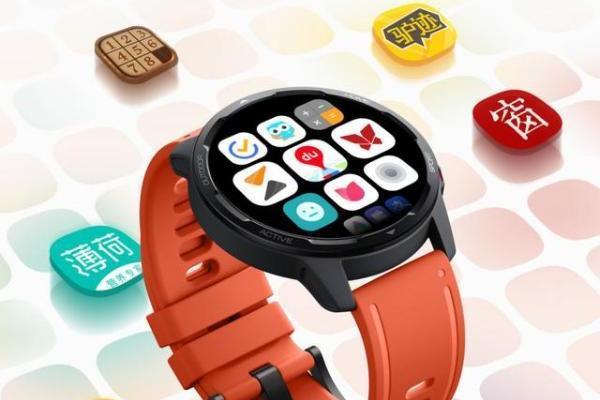 小米Watch Color 2采用了汇顶科技智能音频放大器及佩戴检测方案