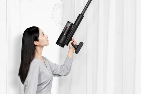 米家轻羽无线吸尘器预售:带5种吸头,首发1299