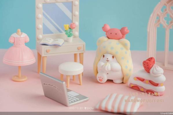 4年6轮融资,52TOYS如何实现收藏玩具第一的品牌梦