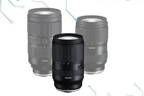 腾龙发布富士X卡口18-300mm旅游长焦头